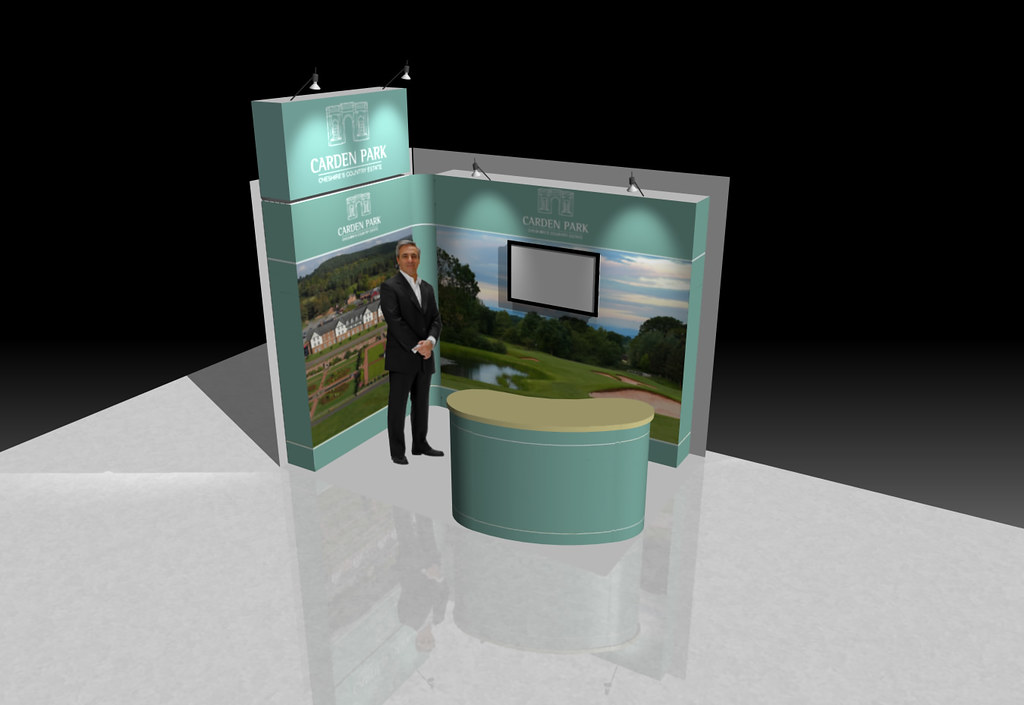 Small Exhibition Stands : Small exhibition stand design get your free exhibition stau flickr