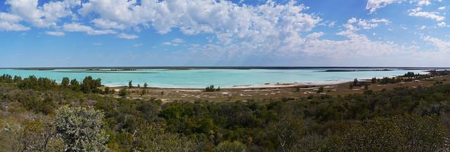 Lake Tsimanampetsotsa National Park panorama