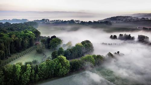 panorama norway fog landscape moss panasonic alby jeløy gh3 palmquist multirotor multicopter kjetilpalmquist