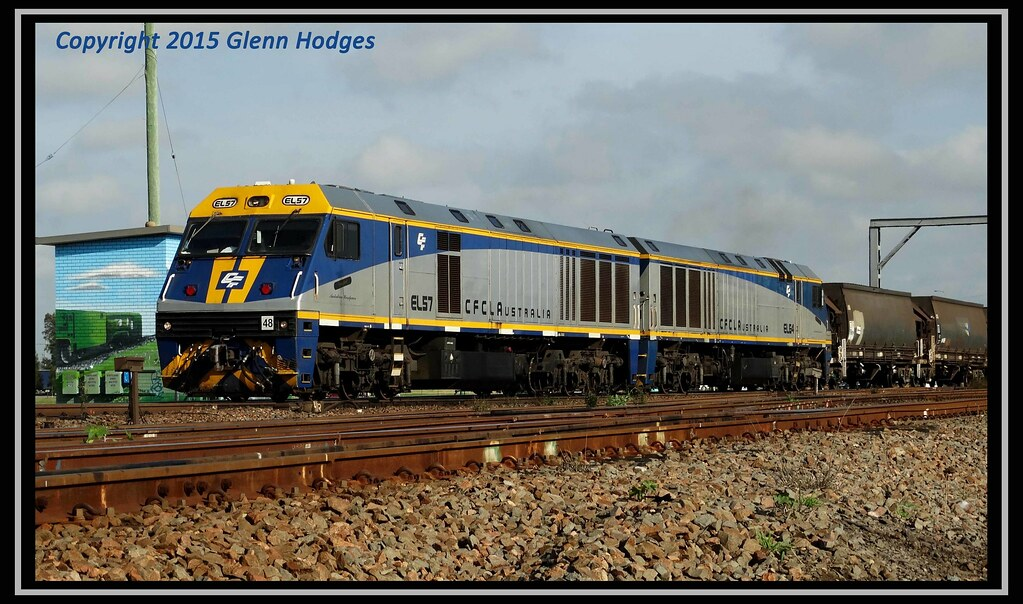 Before the rains came - Coalie at Maitland by glenn5108
