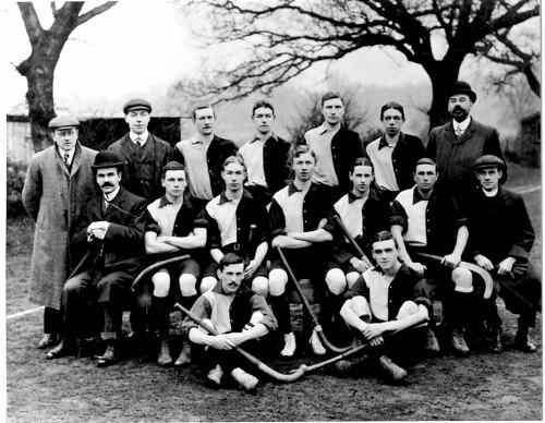 Hampton Wick Hockey Club Season 1903-04 | by OKHC