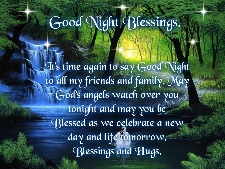 Good Night Blessings Its Time Again To Say Good Night To Flickr