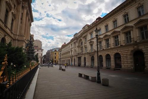 Bucharest - Lipscani Street / Leipziger Straße | by stefanjurca
