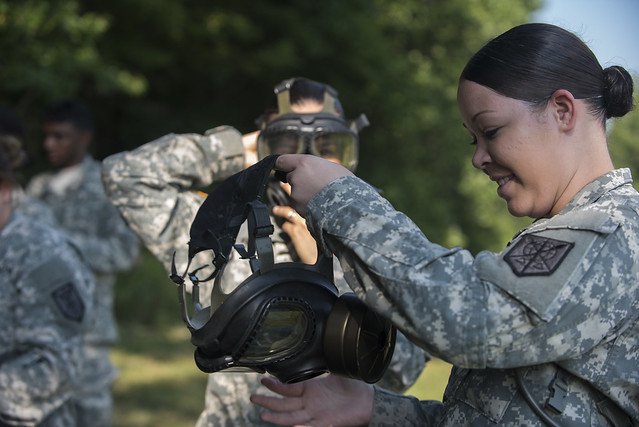 200th MP Command Conducts Army Warrior Tasks Training