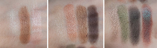 wet n wild eyeshadow swatches | by stylelab1