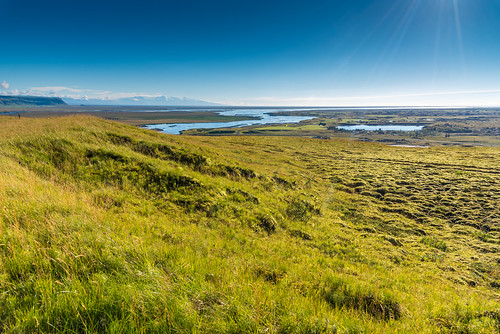 holiday iceland landscape nature travel