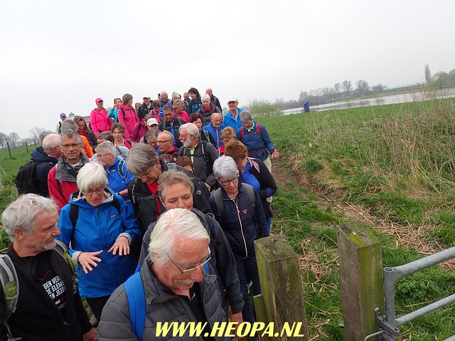 2018-04-11              Rhenen 2e dag    25 Km  (25)