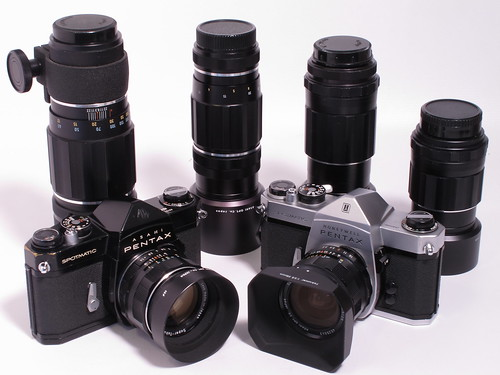 Pentax System | by Narsuitus