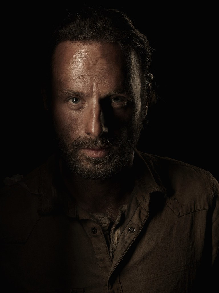 Rick Grimes (Andrew Lincoln) - The Walking Dead 4ª Tempora… | Flickr