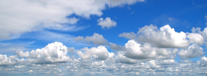 When You Witness the Beauty of the Sky You Can Be Transported to Cloud Number Nine!