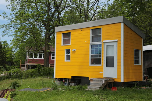 tiny house | by Paul Comstock
