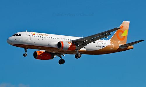 Flickr: The Airline: Orange2fly [OT/OTF] Pool