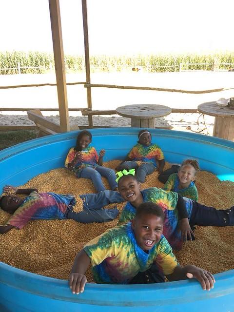 Camp Fontanelle Field Trip 2017