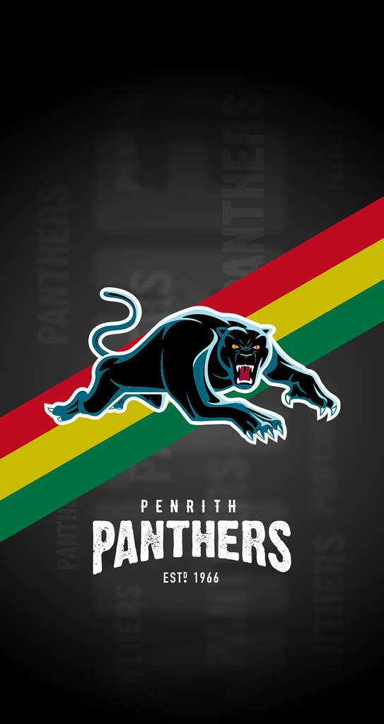 Penrith Panthers Iphone 6 7 8 Lock Screen Wallpaper Flickr