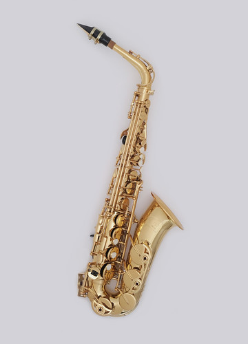 Yamaha YAS-62ii Alto Sax, available light | by strobist