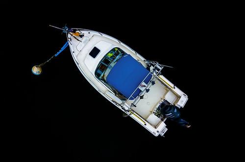 dji aerialphotography mavicpro boat wowography may 2018 5873151 overhead bay moored minimalist vessel