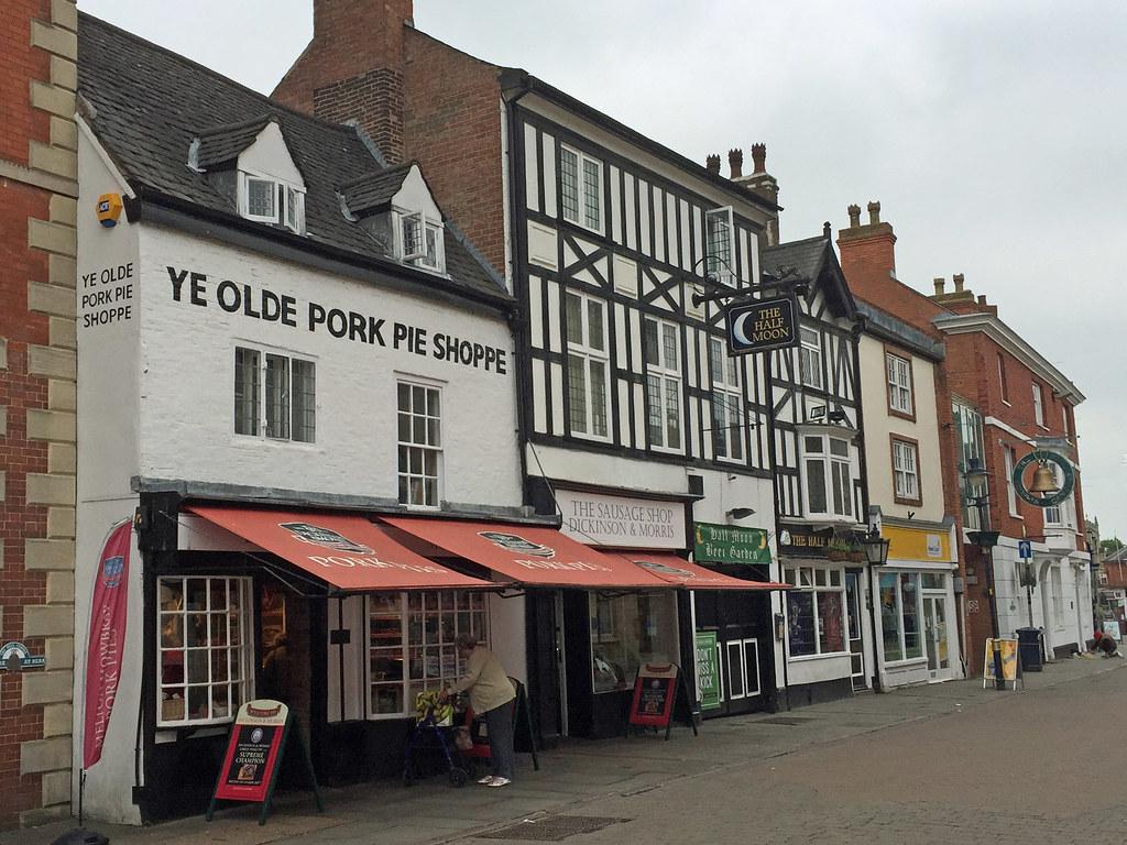 7e3394b47cda7 Ye Olde Pork Pie Shoppe   Buy your Melton Mowbray pork pies …   Flickr