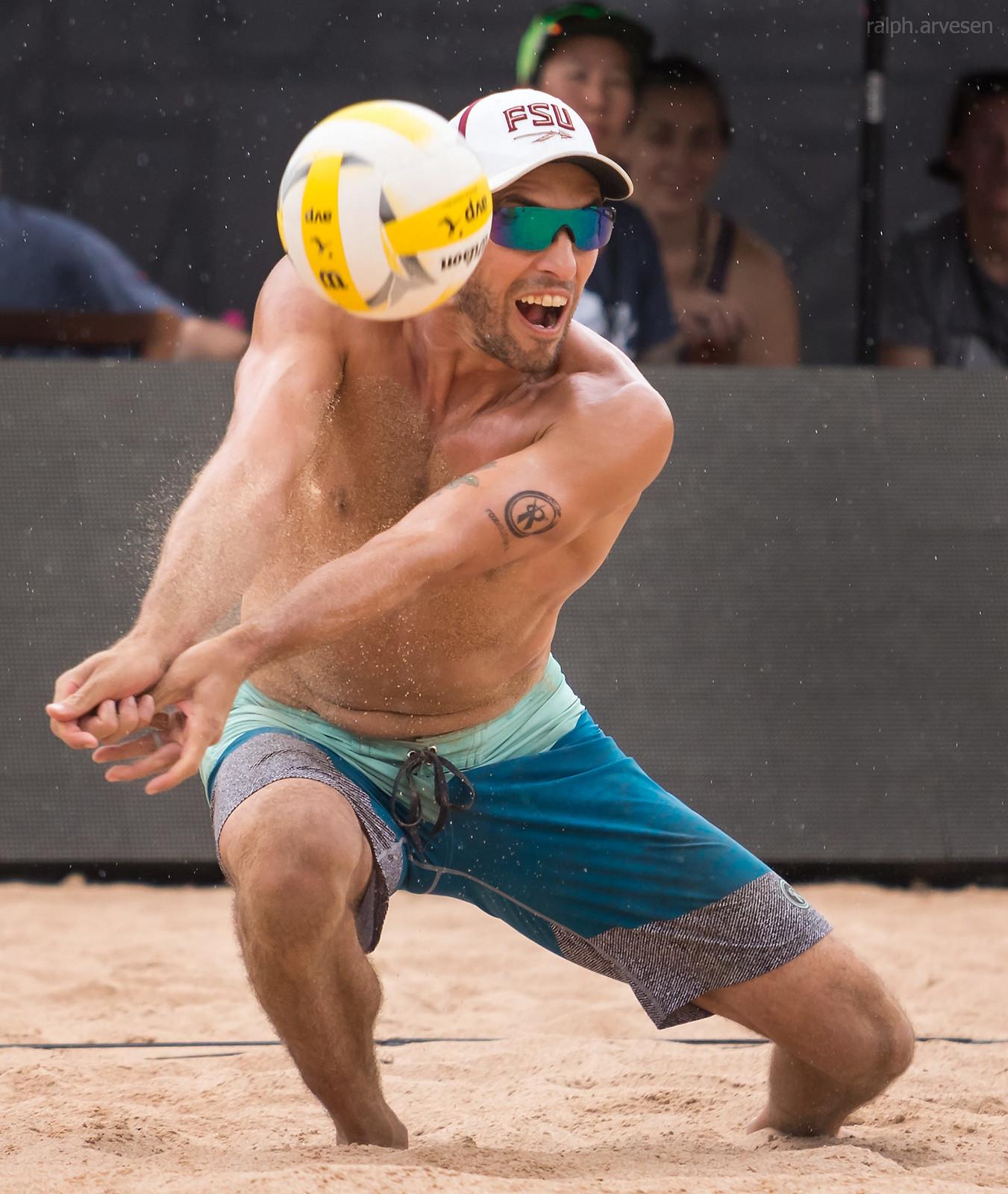 AVP Beach Volleyball | Texas Review | Ralph Arvesen