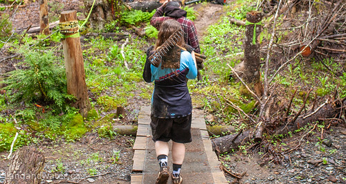 Trail Building in Gore | by Landandwater.ca