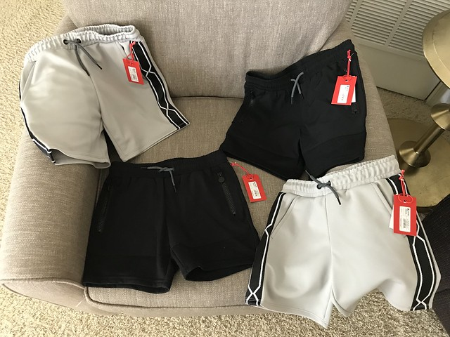 Matching #TargetxHunter shorts for our 4yo and 6yo! Also got these at 30% off! Yay! Comfy, lightweight, but fabric is durable and soft! Great quality! #jlsfinds #mommyjsavings
