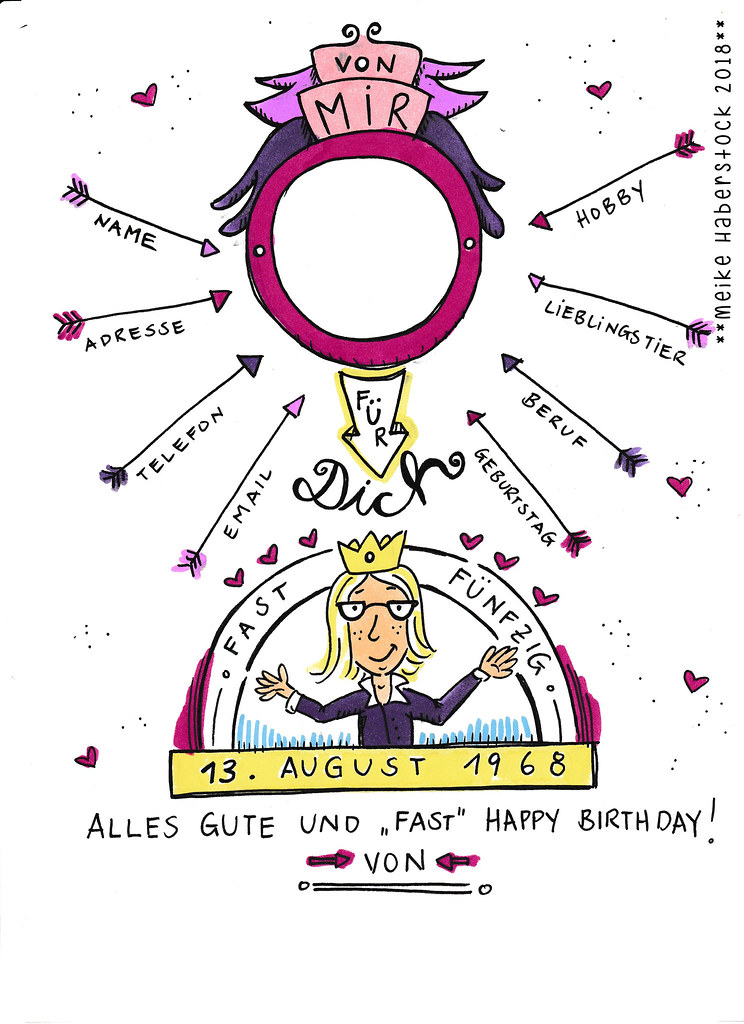 happy birthday antje