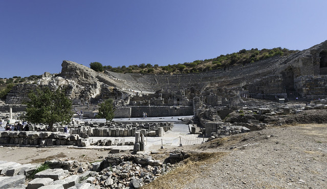 Ephesus Roman Theater - I