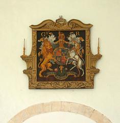 George III royal arms