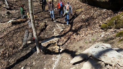Rock Hollow Trail Building Day - Sat. March 28th | by Supradude