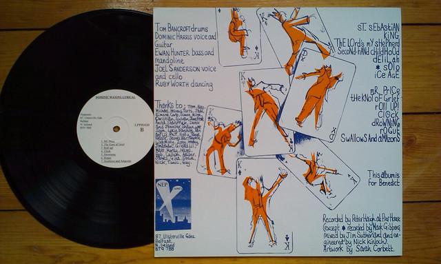Dominic Waxing Lyrical - LP B