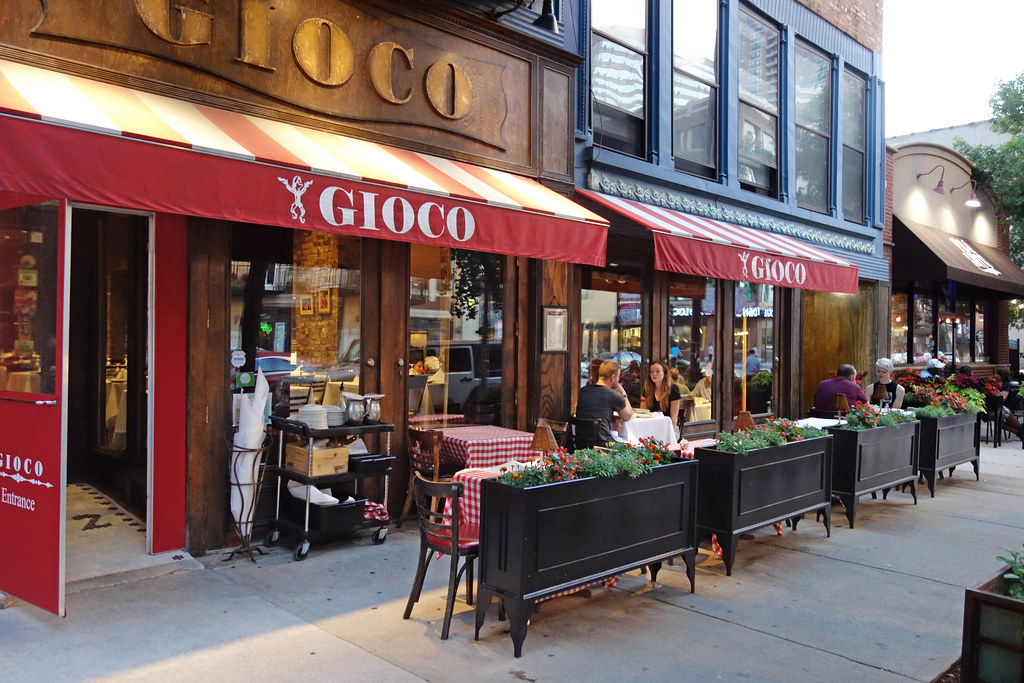 GIOCO restaurant, Chicago