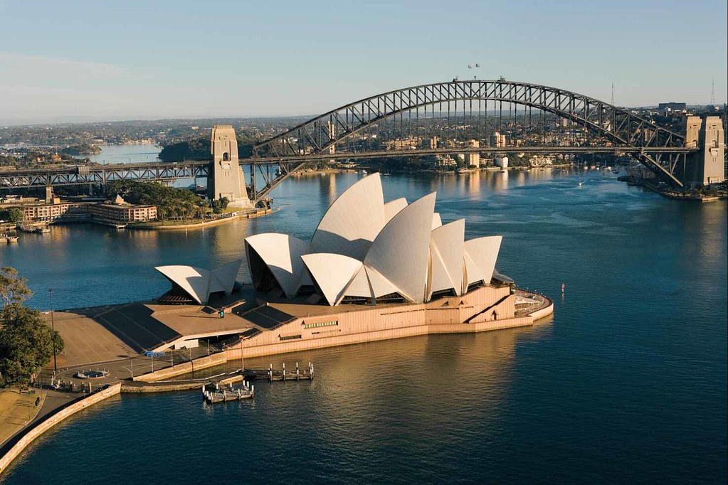 How Wide Is The Sydney Opera House