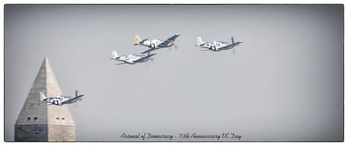 Arsenal of Democracy Flyover - 12