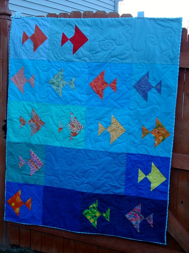 December Wish Circle Quilt | by Momma Thomps