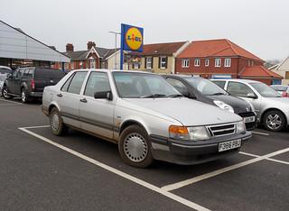1989 SAAB 9000 CDI Auto | by Spottedlaurel