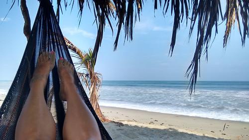 Enjoying the Beach, Zorritos, Tumbes, Peru | by blueskylimit