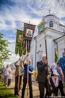 Литургия в Ильинском соборе 700