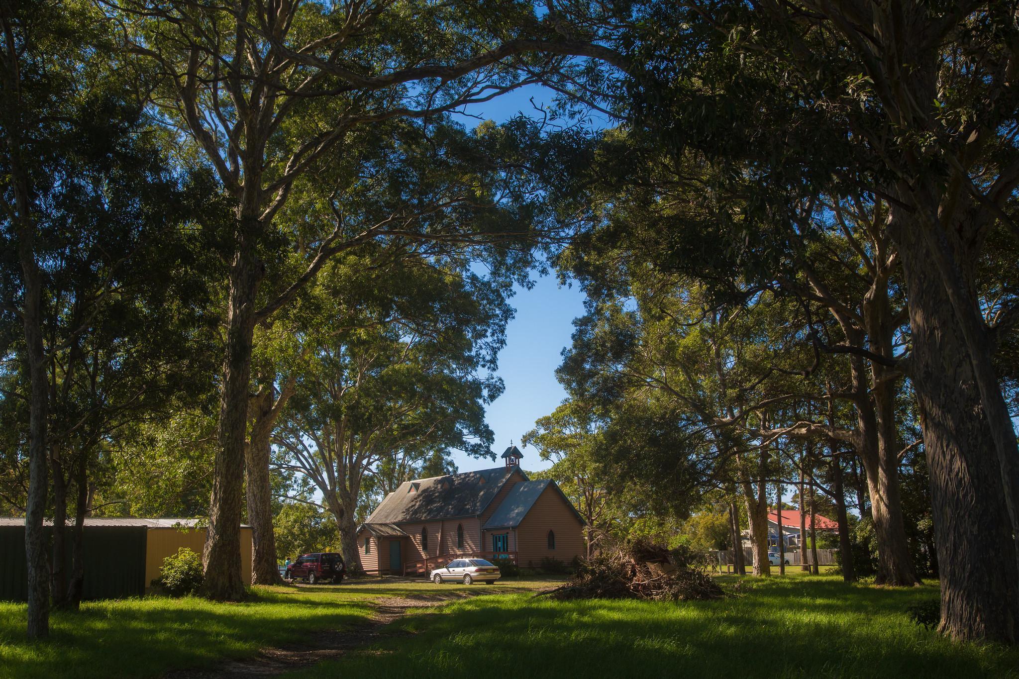 Jervis Bay Church