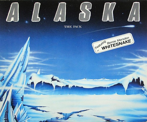 "ALASKA THE PACK 12"" LP VINYL"