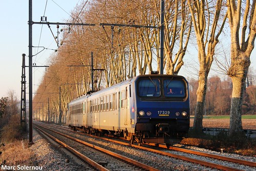 SNCF Z7329 - Orthez 29/12/2014 | by MarcS9