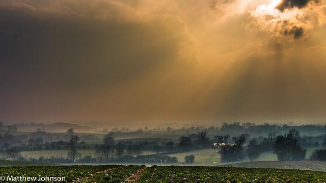 Northamptonshire landscape ~ Explored