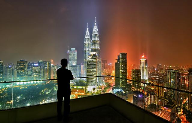 Me & Kuala Lumpur [explored]
