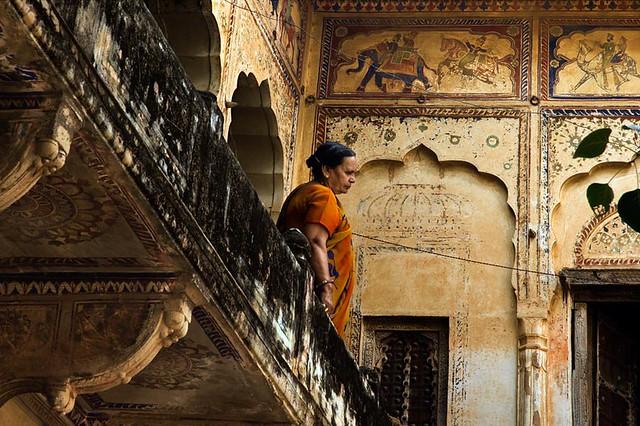 Alsisar. Shekhawati. Rajasthan