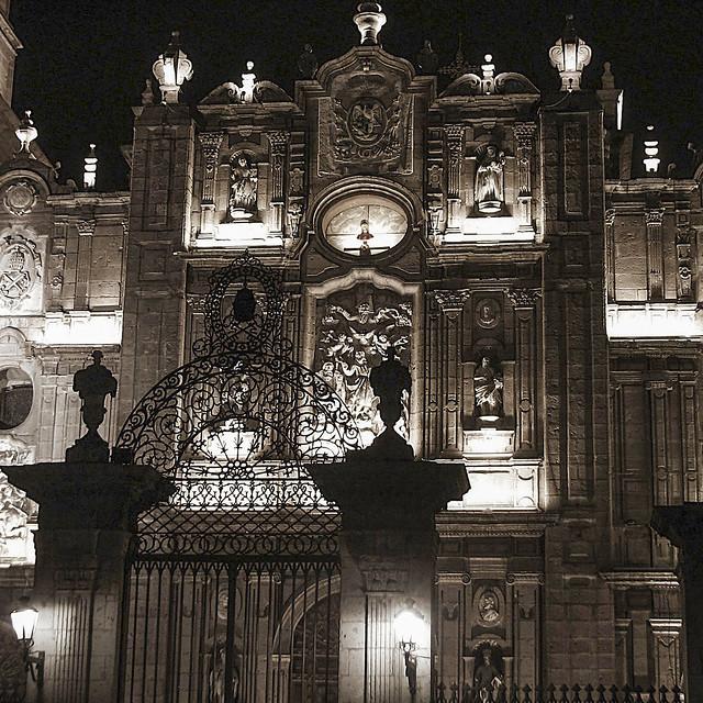 Catedral de Morelia Mich. México.