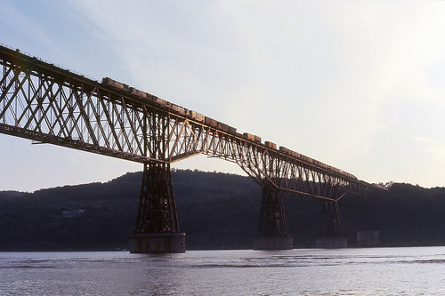 The Poughkeepsie Bridge, 1973