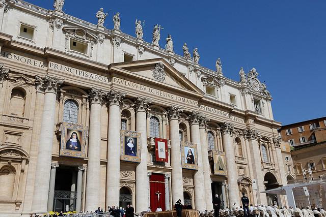 Domingo en Roma - Nuevas Santas Canonizadas