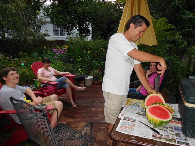 Wally-melon party