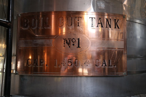 Boil Out Tank #1 | by ReeseCLloyd