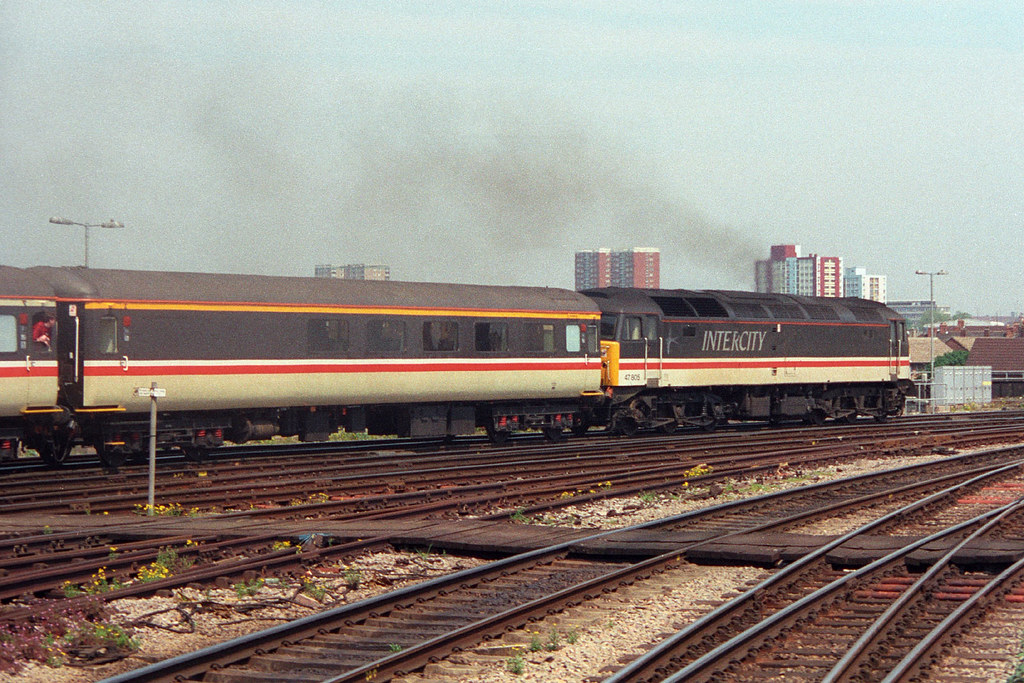 47805, Bristol Temple Meads, May 16th 1998
