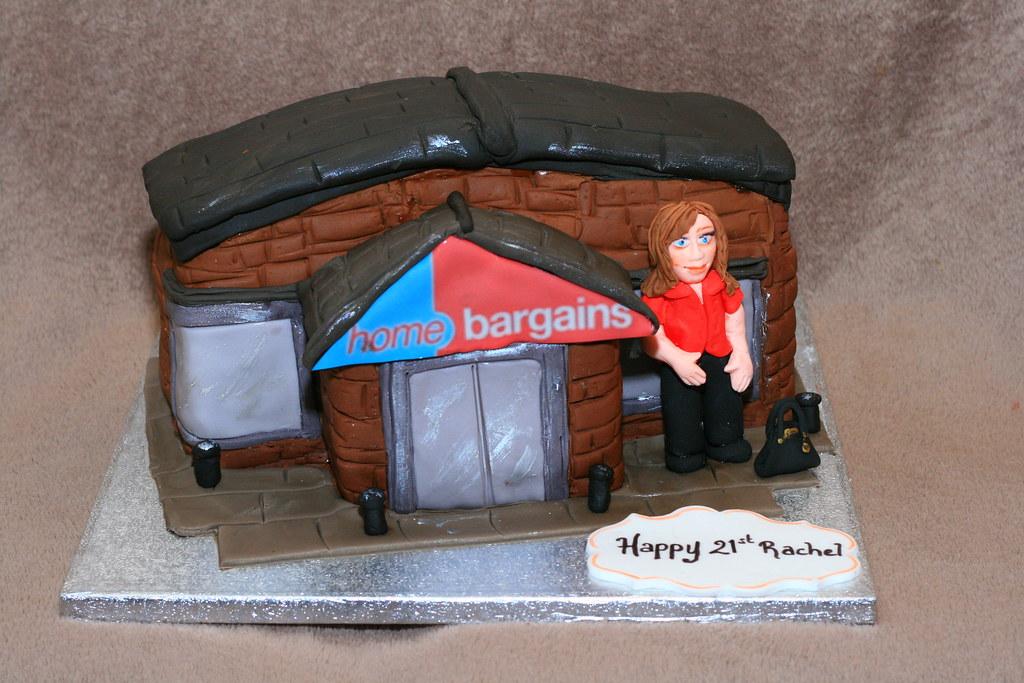 Home Bargains Cake Eldriva Flickr