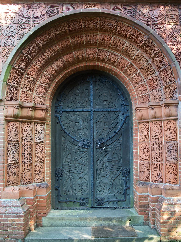 Watts Chapel Wanborough to Godalming